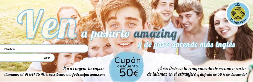 Campamentos de verano en CEI El Jarama